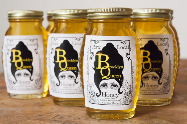 Use granted to Margot Durn/Brooklyn Queen Honey for website, social media, self-promotion, marketing. No third party use is granted.